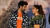 Sara Ali Khan and kartik Aaryan fail to impress fashion police at the trailer launch of Love Aaj Kal. Photo: Yogen Shah