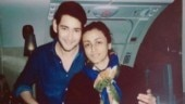 Mahesh Babu and Namrata Shirodkar