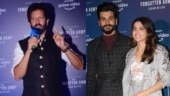 Kabir Khan launched the trailer of The Forgotten Army with Sunny Kaushal and Sharvari.