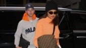 Nick Jonas and Priyanka Chopra in NYC