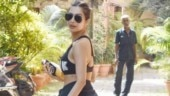 Malaika Arora snapped in Mumbai (Photo: Yogen Shah)