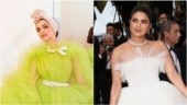 Deepika Padukone and Priyanka Chopra at Cannes 2019. Photo: Instagram