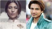 Meesha Shafi and Ali Zafar