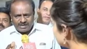 Kumaraswamy says no friction between Congress and JD(S), invites Sonia Gandhi to swearing-in