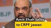 Amit Shah speaks to CRPF CoBRA jawan Rakeshwar Singh Manhas over phone