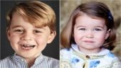 From Royal tours with their parents, Prince William and Kate Middleton, to celebrating their birthdays, a lot of exciting things happened in the lives of Prince George and Princess Charlotte in 2017. Here's a closer look at their best moments through the