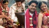 While 2016 was all about big-fat lavish telly weddings, in 2017 a host of TV celebs opted for secret ceremonies. Take a look.