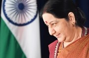 Clean up, beautify Delhi, Sushma tells civic bodies as capital readies to host India-ASEAN summit