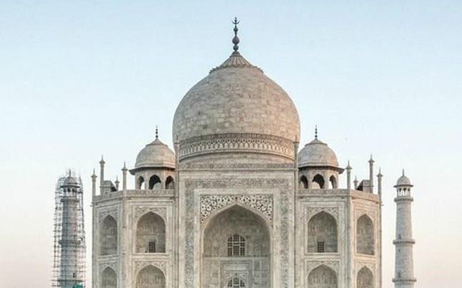 Taj Mahal Has Been Chosen As The Second Best Unesco World