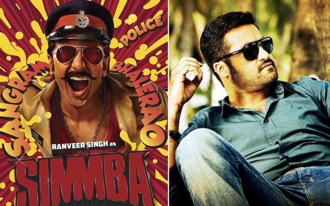 simmba poster out before rohit shetty ranveer singh s film do you