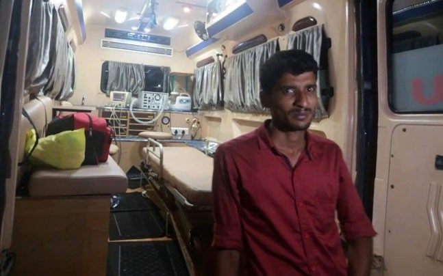 Kerala: This ambulance driver covered 516 kms in 7 hours to save a