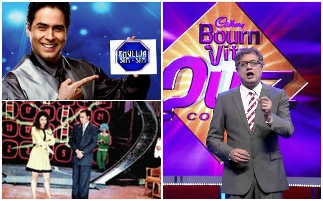 A look at some of the game shows from the past.