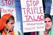 To end instant triple talaq, govt considering new law in Parliament winter session