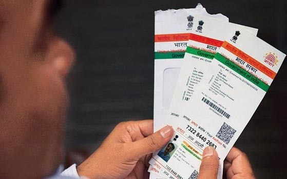 63b805c6f9 Govt to extend mandatory Aadhaar linking to March 31