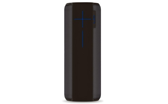 UE Megaboom portable speaker with 360-degree sound, water