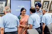 Nirmala Sitharaman gives Defence Ministry's comatose Make in India plan a push