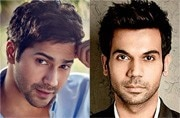 Varun Dhawan and Rajkummar Rao