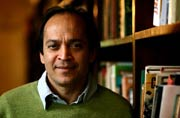 Vikram Seth, India's greatest contemporary English poet who won the Padma Shri and the Sahitya Akademi Award