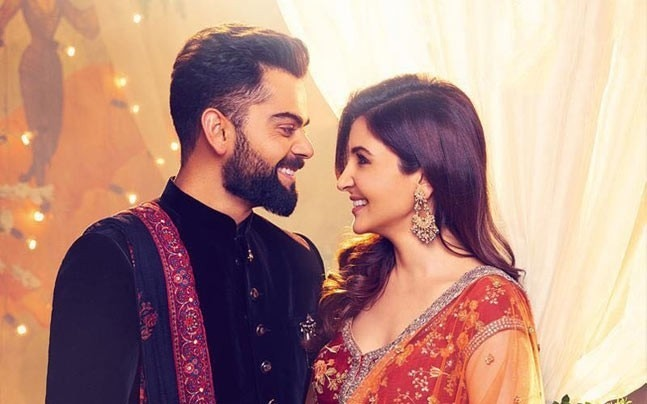 Virat And Anushka Fly Swiss With Family For Italian Wedding