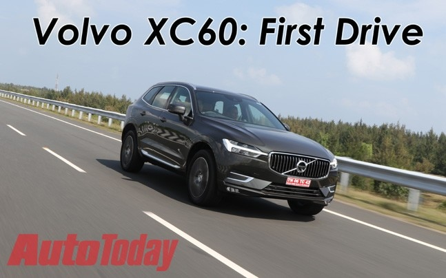 The XC60 is based on Volvo's highly versatile Scalable Product Architecture (SPA) platform and is 44mm longer, and 11mm wider as compared to the previous version.