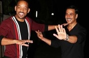 Will Smith reveals why he regrets not meeting Akshay Kumar this time