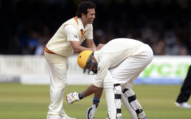 Happy Birthday Yuvraj Singh You Re A Champion And A Fighter Sachin
