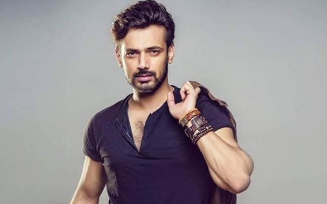 Actor Zahid Ahmed
