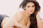 Aksar 2 actress Zareen Khan has some kissing advice for you