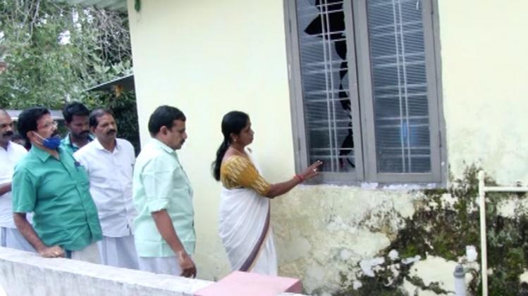 CPM - BJP Dispute over FB Post
