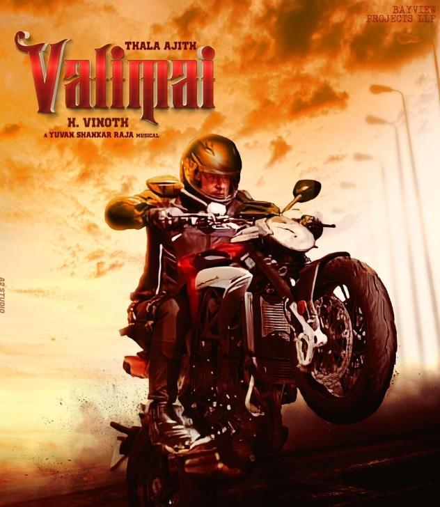 Valmiki Poster