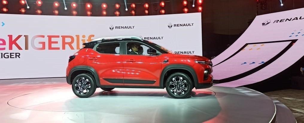 Renault Kiger (Image - Rajwant Rawat/India Today)