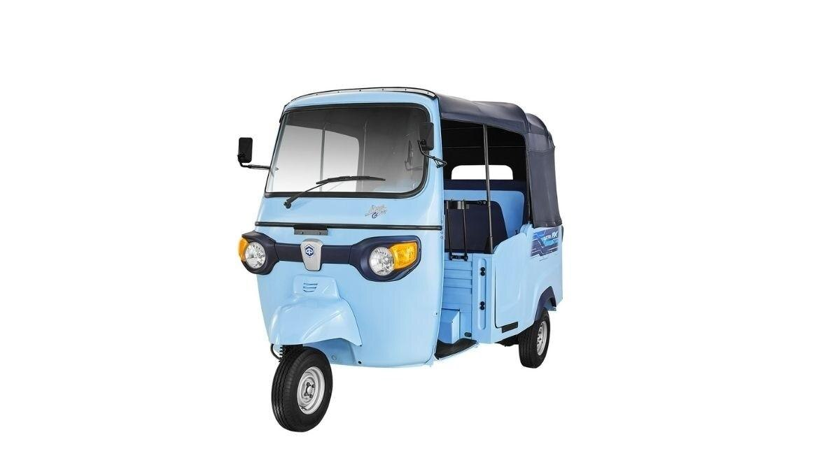 The Ape' E-City FX is priced at Rs. 2.83 lakh