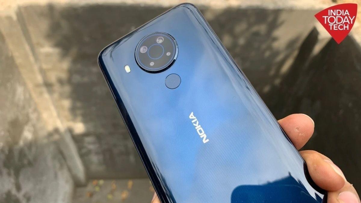 Nokia 5. 4