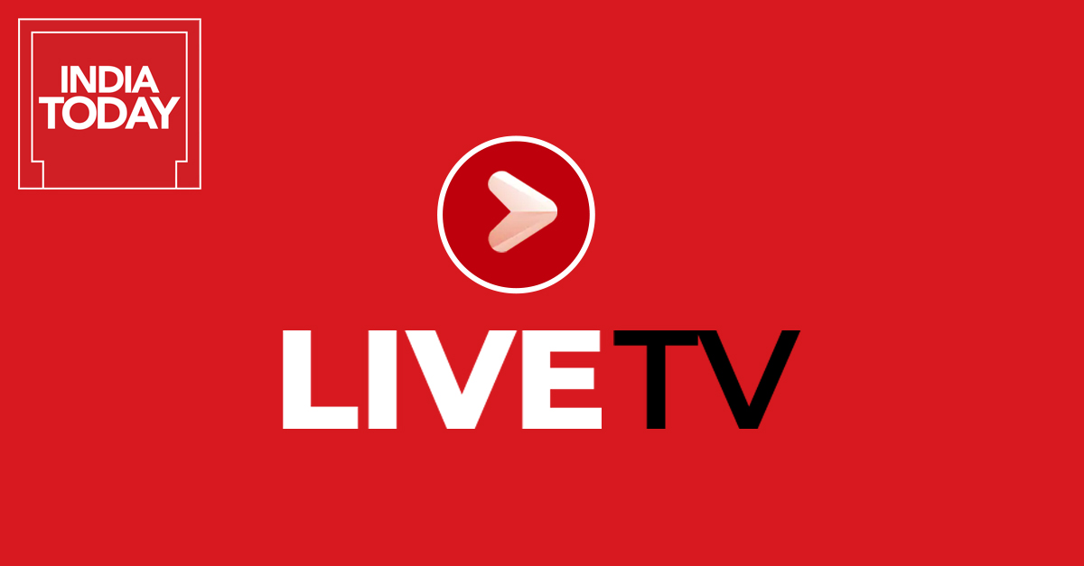 India Today Live TV: Free Live TV, Live News Streaming and Live TV
