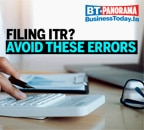 Avoid these common errors while filing IT returns