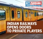 Ministry of Railways takes first step towards privatisation
