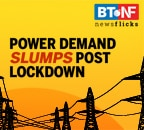 Demand for power dipped in April 2020 due to the nationwide lockdown