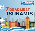 World Tsunami Awareness Day: A look at deadliest tsunamis in history