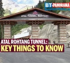 World's longest highway tunnel above 10k feet, ready after 10 years