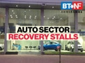 Auto sector recovery stalls; PV sales decline 10% in April