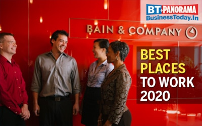 Employees rate the best companies to work for, in 2020
