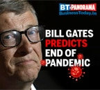 What philanthropist Bill Gates has predicted for ongoing pandemic