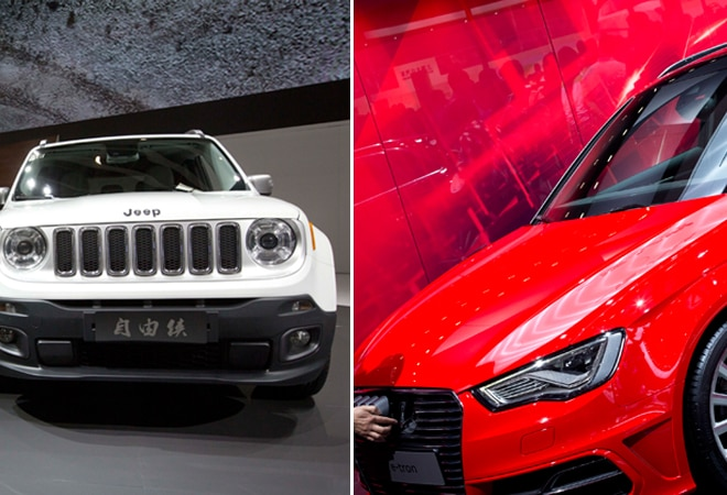 The Beijing Auto Show which is been held in China, showcases the best of the models by carmakers and is attracting eyeballs from across the world. The motoring event is being from April 20 to April 29. Here is a look at some hot wheels, which are among t