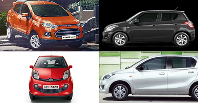 Here is a list of popular fuel-efficient cars in the market today, priced between Rs 3 lakh to 8 lakh.