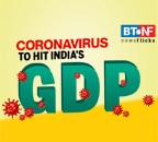 Covid-19 Impact: India's GDP for 2020-21 could slump to 2-3%