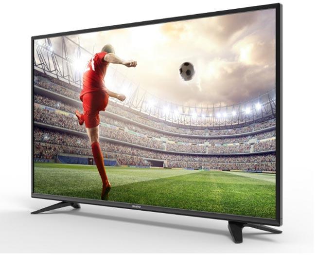 Quick Review - Sanyo XT-49S7100F full HD TV
