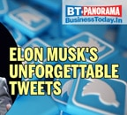 Tesla CEO's tweets about aliens, dad jokes and much more