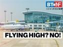 Air passenger traffic down 82% in FY21