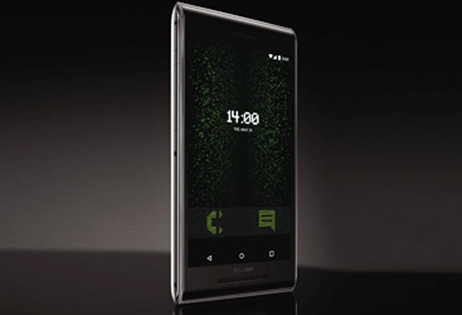 Bringing speculations to an end, Israeli start-up Sirin Labs has officially unveiled its high-end $14,000 (over Rs 9 lakh) Android smartphone that promises chip-to-chip 256-bit encryption similar to what the military uses to protect communications.