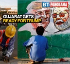 How Ahmedabad is preparing for US President's visit